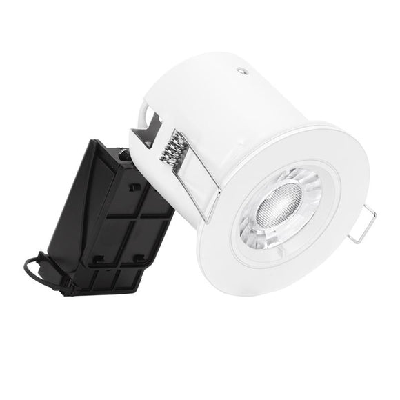 Aurora EN-DLM981X GU10 240v Fire Rated Fixed Downlight
