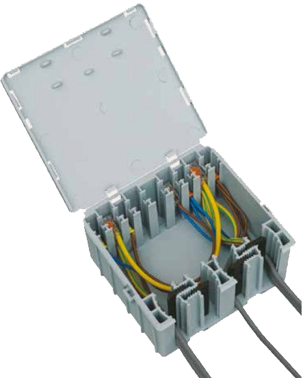 Wago Wagobox XL Junction Box