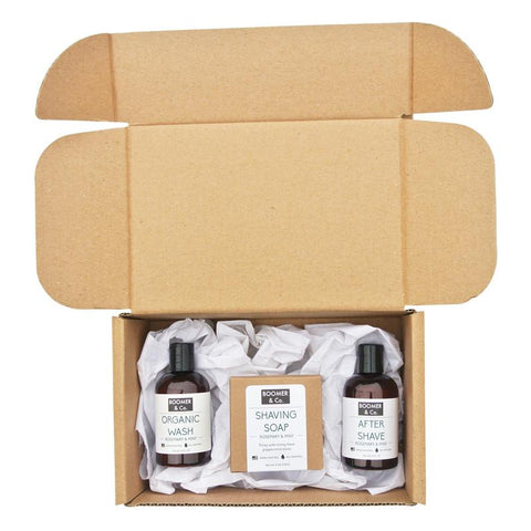 Image of Eucalyptus & Mint Men's Grooming Kit