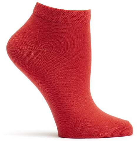Pima Cotton Ankle Zone Sock