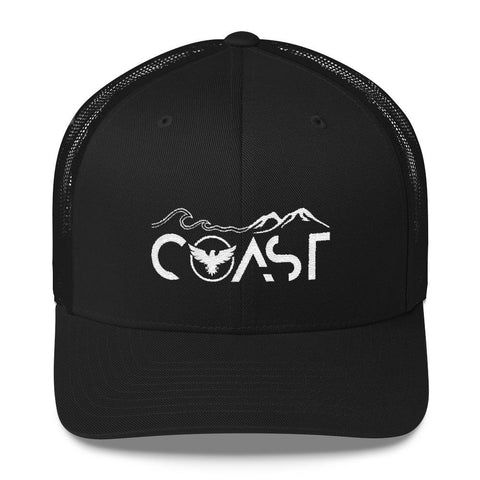 Mountains to Coast Vintage Trucker Cap