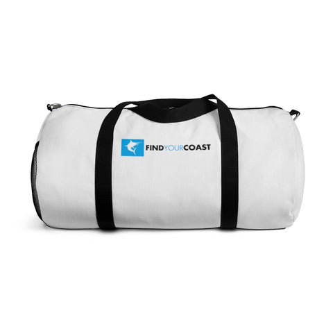 Find Your Blue Coast Fishing Duffle Bag