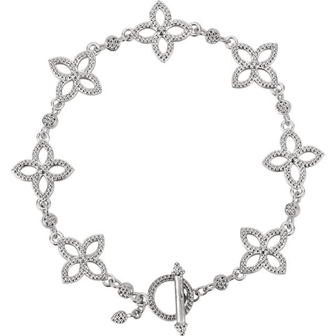 Image of Floral-Inspired Bracelet