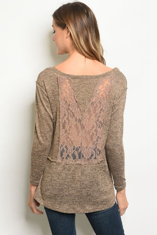 Image of Womens Knit Top