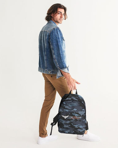 Image of Find Your Coast Waterproof 'Coast Camo' Large Backpack