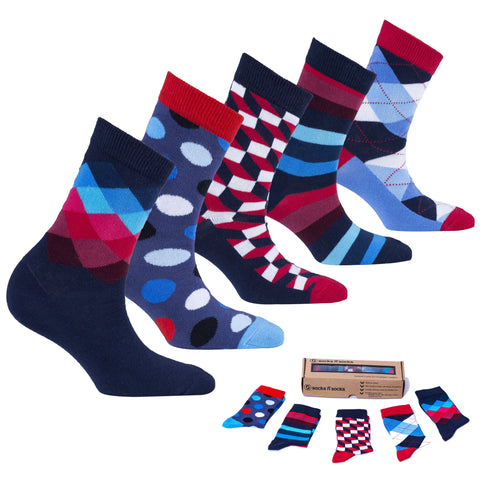 Traditional Mix Set Socks