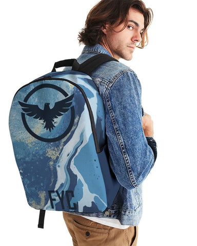 Image of Find Your Coast Waterproof Ocean Floor Large Backpack