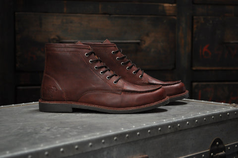 The Cooper | Oxblood Leather
