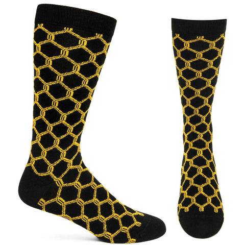 Image of Chain Bling Fence Sock