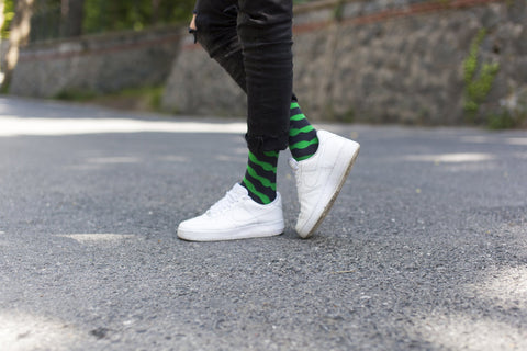 Image of Solid Waves Socks
