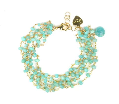 Image of Amazonite Bracelet