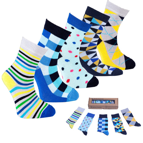 Trendy Mix Set Socks