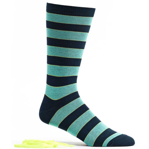 Image of Neon Stripe Socks