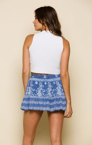 Image of Nina Mini Skirt