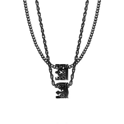 Mister King & Queen Necklace