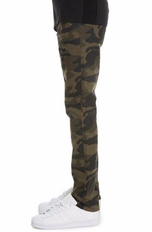 Image of Camo Skinny Jeans