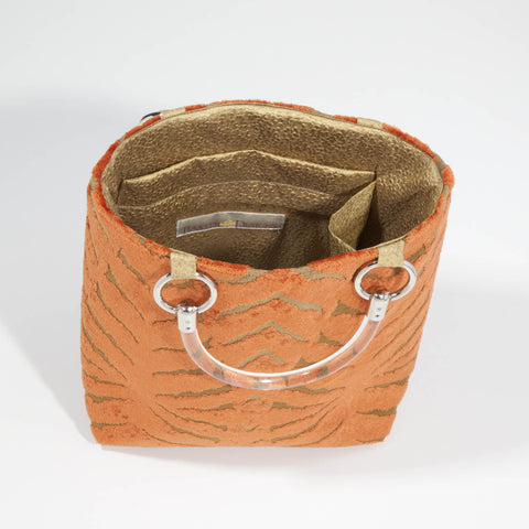 Image of Magnetic Orange Small Tote