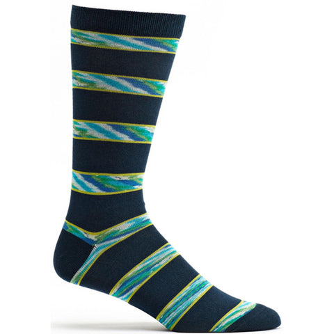 Image of Space Dye Stripe Sock