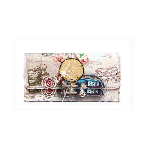 Image of Dreamy Roses Wallet