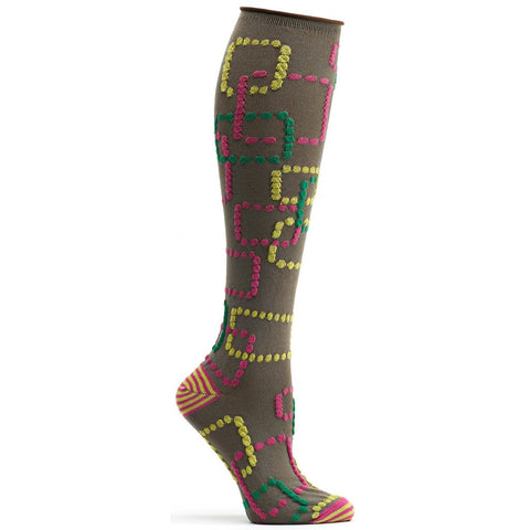Image of Retro Gaming Knee High Sock