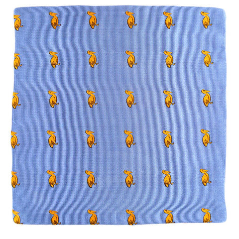 Pelican Pocket Square