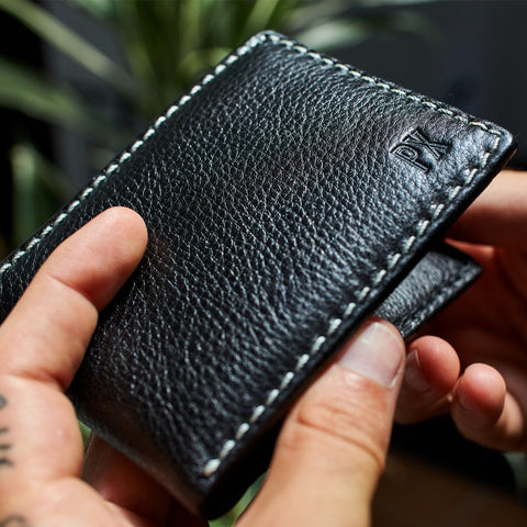 Image of Hayes Leather Bi-Fold Wallet
