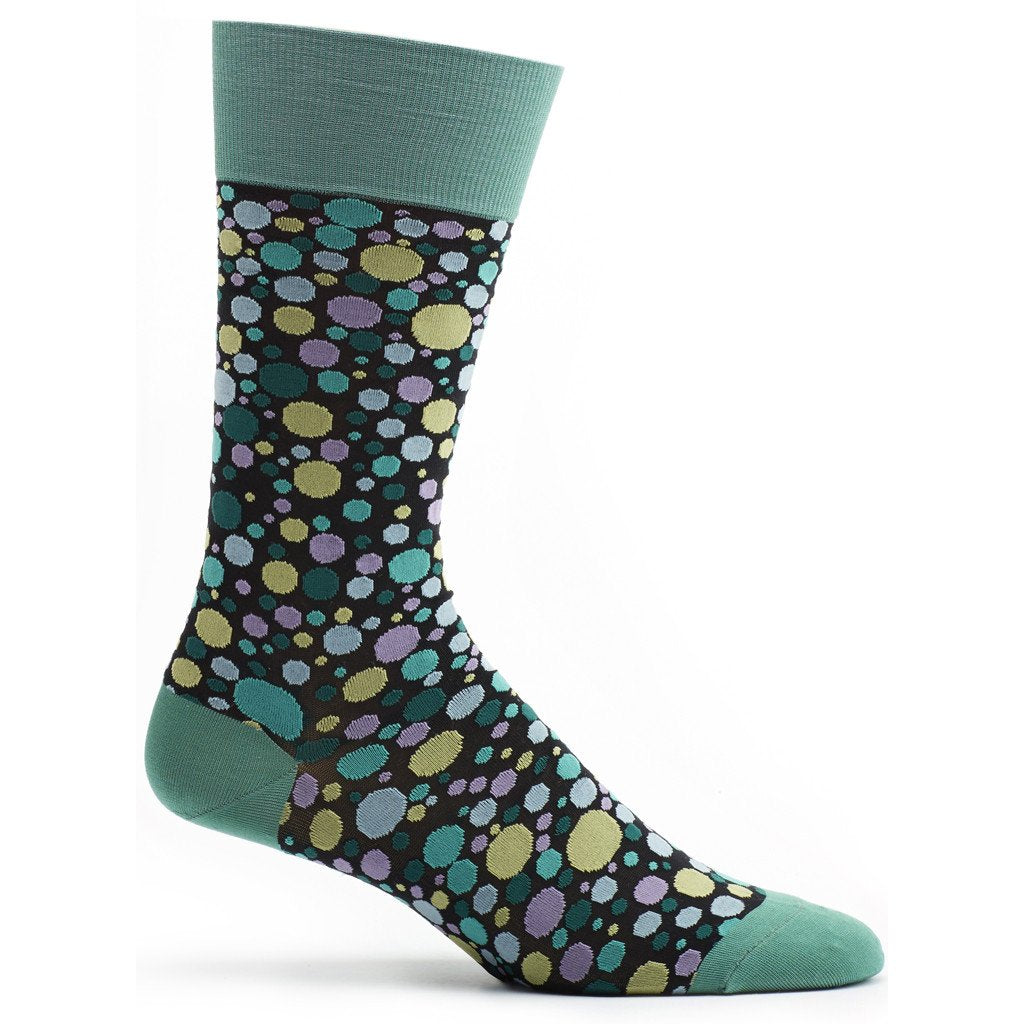 Dipped Dots Sock