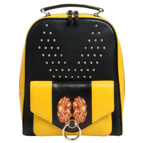 Image of PX (PiXiu) Yellow Backpack