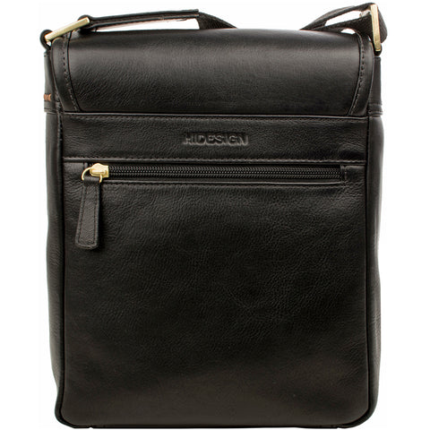 Image of Seattle Unisex Leather Crossbody Messenger