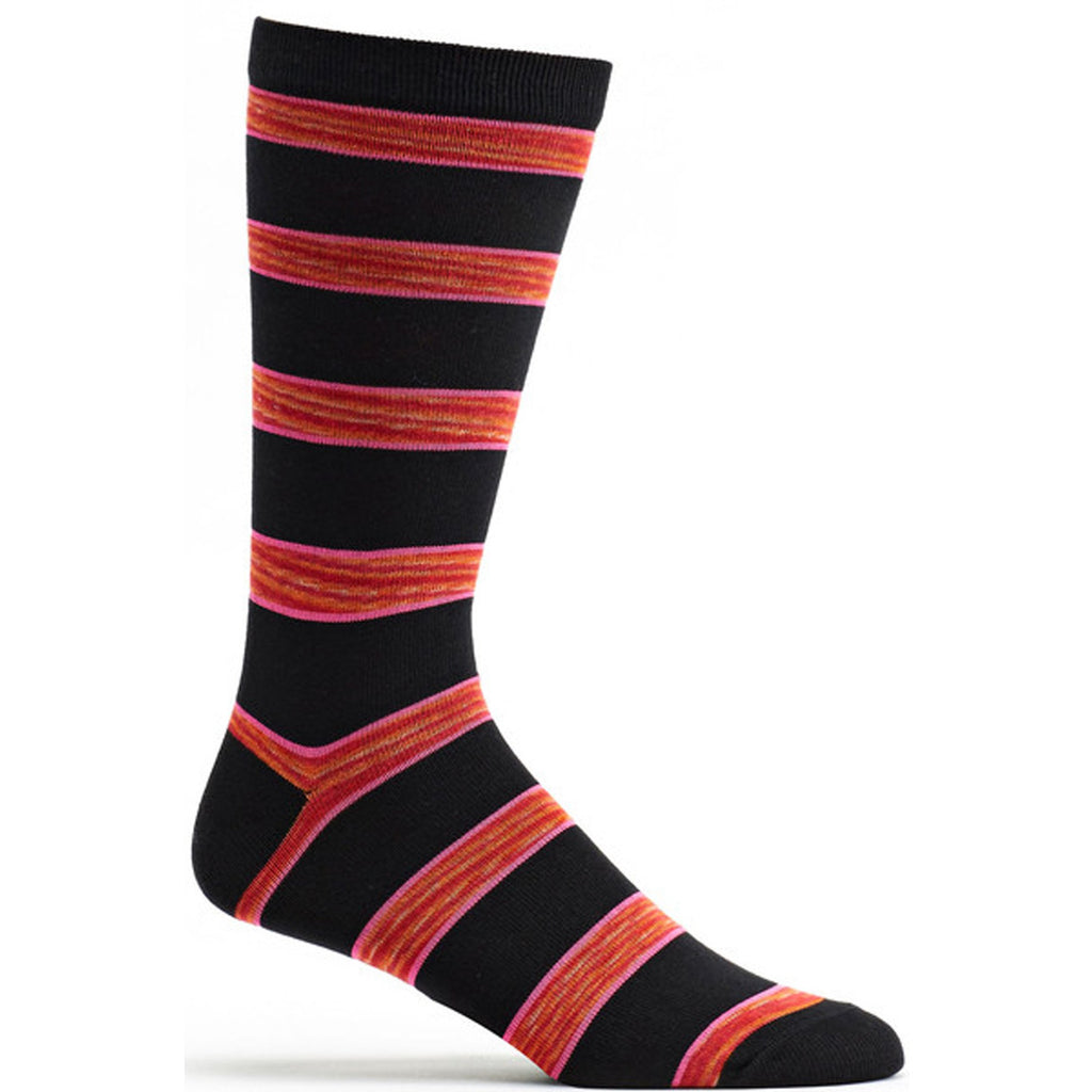Space Dye Stripe Sock