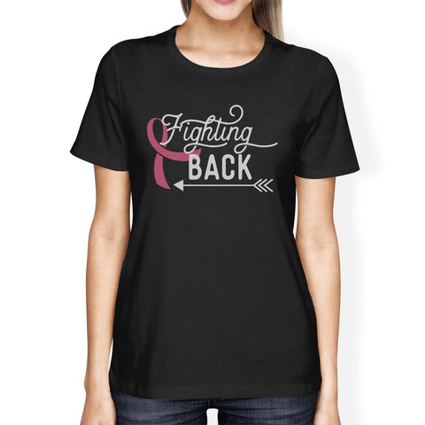 Image of Fighting Back Arrow Womens Shirt