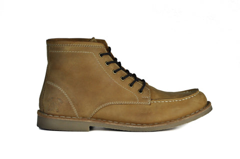 Image of The Cooper | Crazy Horse Tan Leather