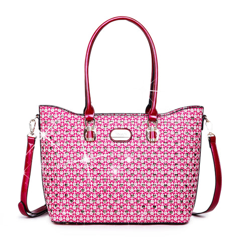 Image of Galaxy Stars Tote