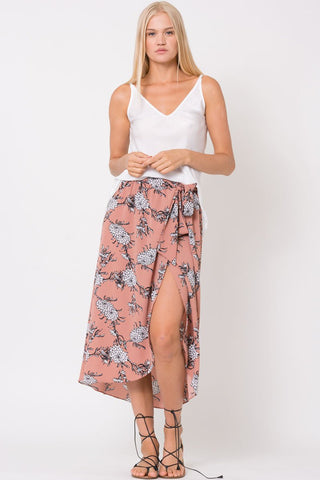 Image of Marie Midi Skirt