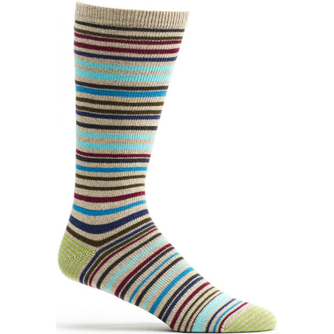 Image of Mens Scandinavian Stripe Sock