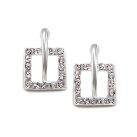 Image of Lucy Earrings-Silver