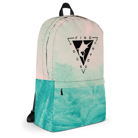Image of FindYourCoast Fishing Water Resistant Backpack