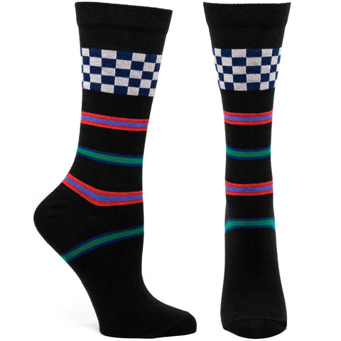 Image of Racing Stripes Sock