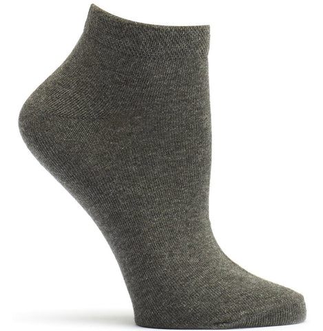 Image of Pima Cotton Ankle Zone Sock