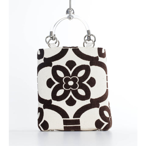 Image of Stencil Brown Small Tote