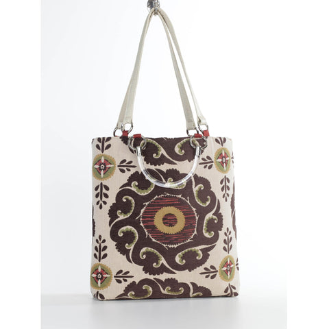Image of Marakesh Brown Large Tote