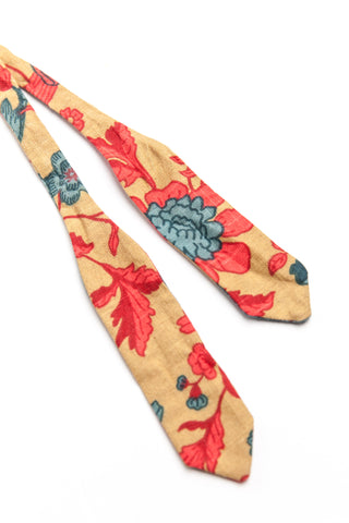 Image of Gold Bramble Bowtie