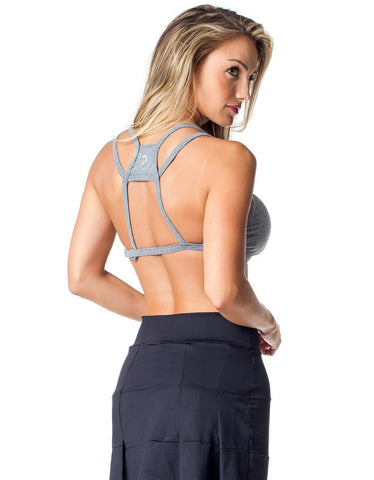 Image of SPORTS BRA 133 PENCE GREY