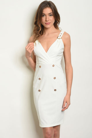 Image of Ivory Dress