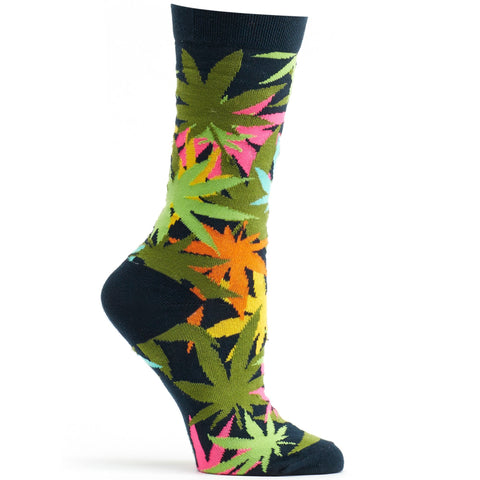 Image of Laced Weed Sock