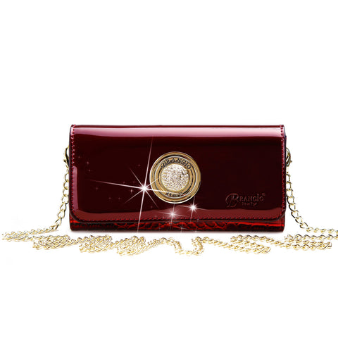 Crystal Moon Clutch