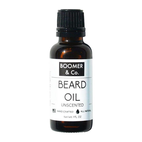 Image of Unscented Beard Oil
