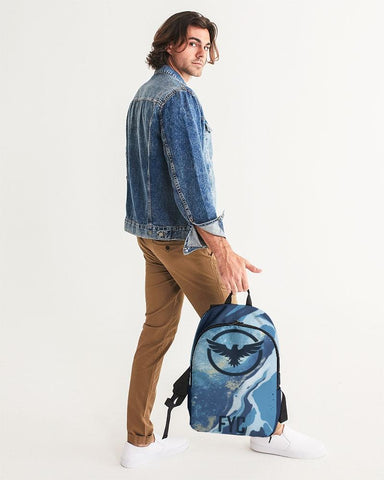 Find Your Coast Waterproof Ocean Floor Large Backpack