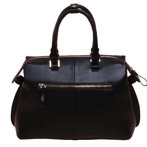 Image of PX (PiXiu) Small Black Satchel
