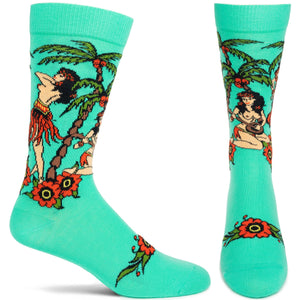 Tropical Tease Sock